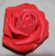 Роза красная 2016-1-16-1 (большая)