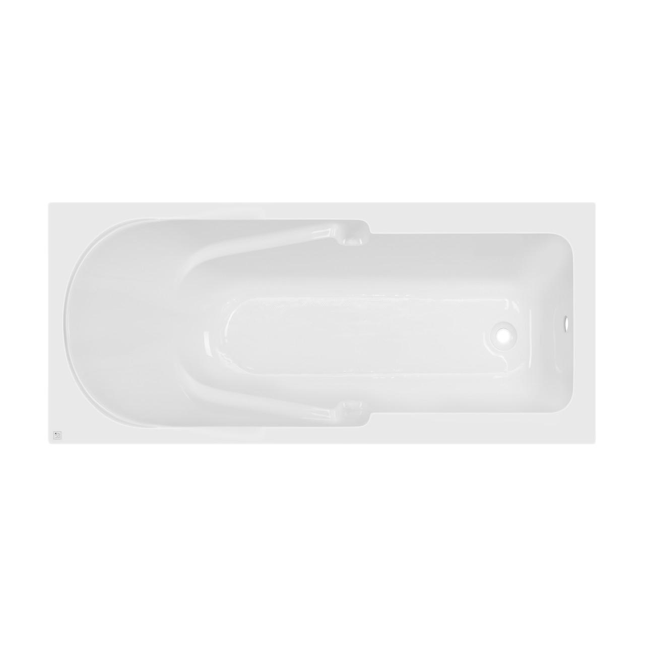 Ванна акрилова Lidz Zycie 150 150x70 з ніжками Nozki R