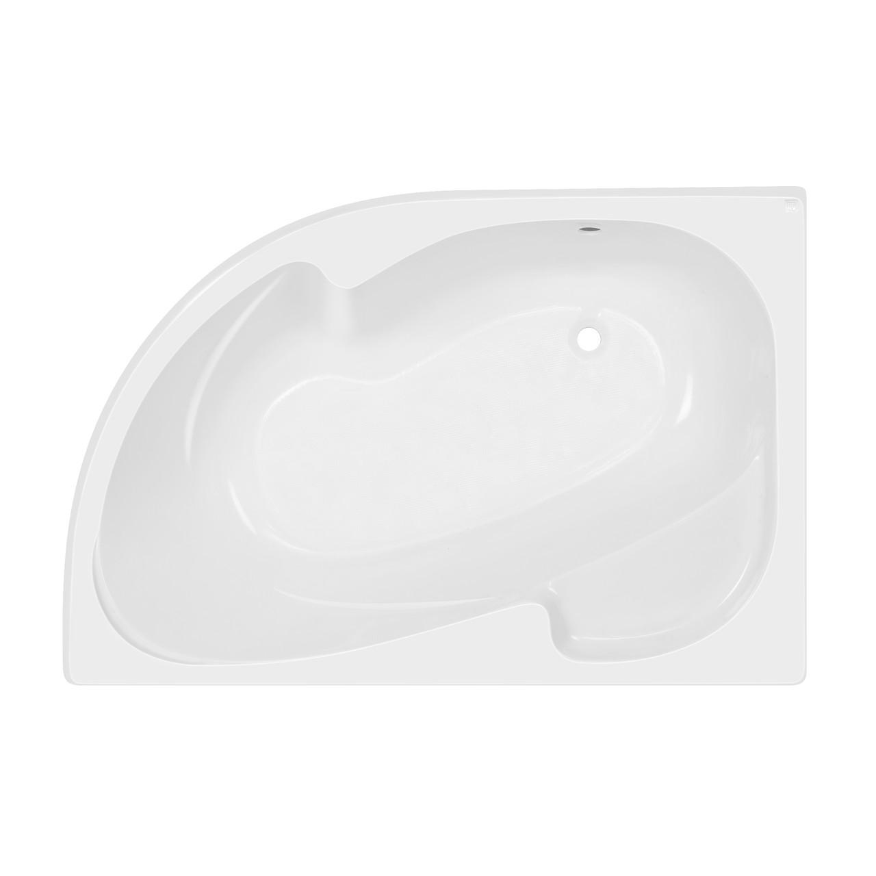Ванна акрилова Lidz Majatek 150L 150x100 з ніжками Nozki A 150