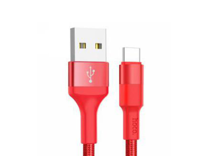 Кабель USB - Type-C Hoco X26 300шт 9963