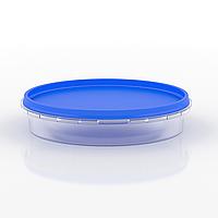 Судок пластиковый пищевой круглый, 200 мл