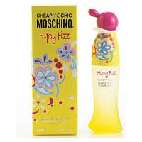 Moschino Cheap & Chic Hippy Fizz туалетная вода 100 ml. (Москино Чип энд Чик Хиппи Физз), фото 1