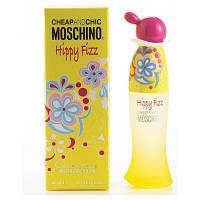 Moschino Cheap & Chic Hippy Fizz туалетная вода 100 ml. (Москино Чип энд Чик Хиппи Физз), фото 1