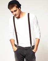 Как носить подтяжки и выглядеть стильно