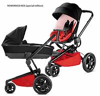 Детская универсальная коляска 2 в 1 Quinny Moodd (шасси чорное)