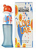 Moschino Cheap & Chic I Love Love туалетная вода 100 ml. (Москино Чип энд Шик Ай Лав Лав)