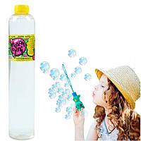 """Наповнювач для мильних бульбашок """"Веселкові Кулі"""" 500 мл, розчин для бульбашок (мильні пузирі) (TI)"""