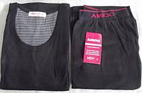 Термо костюм (кофта + штаны). Ластовица. Спортивное термо белье мужское Amigo