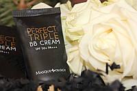 ББ КРЕМ MASQUE*OLOGY - PERFECT TRIPLE BB CREAM SPF 50+ PA+++, фото 1