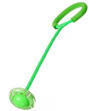 Нейро скакалка на одну ногу з LED підсвічуванням