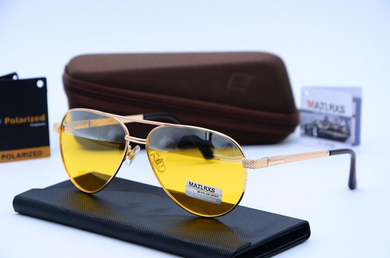 Водійські антиблікові окуляри антифари Авіатор 1680 с4