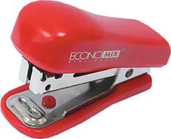 Степлер мини № 10 Economix, пластиковый корпус Е40213