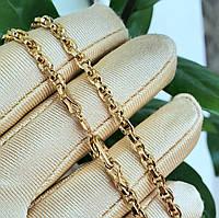 Ланцюжок xuping 3.5 мм 45см якірний плетіння ц674, фото 1