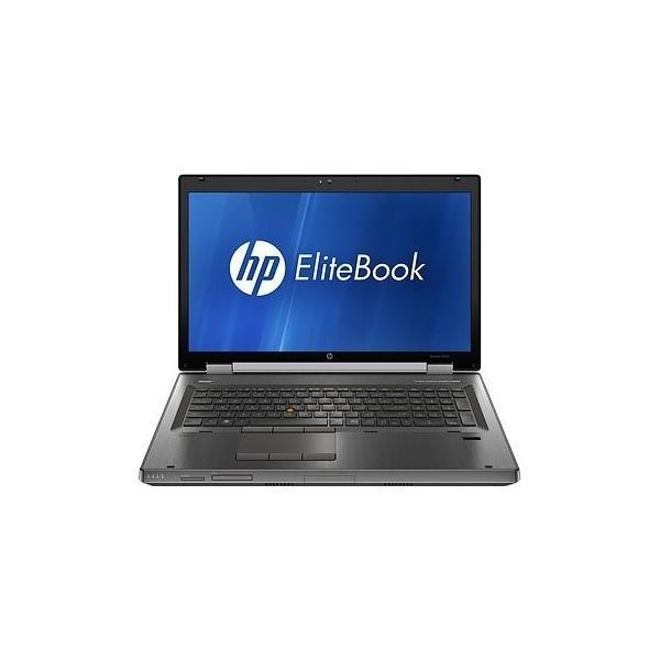 Ноутбук HP Elitebook 8760w-Intel Core-i7-2640M-2.8GHz-8Gb-DDR3-128Gb-SSD-DVD-R-W17.3-NVIDIA Quadro