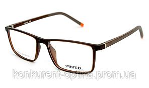 Чоловіча имидживая оправа для окулярів Proud MZ04-01