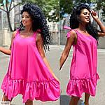 Женское платье с рюшем, фото 6