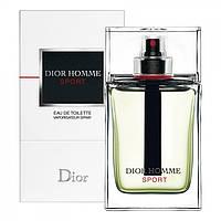Мужская туалетная вода Christian Dior Homme Sport, 100 мл