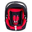 Дитяча коляска 3в1 трансформер Ninos Bono Red + автокрісло, фото 10