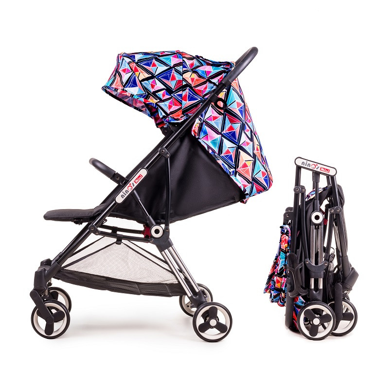Детская прогулочная коляска Ninos Mini Diamond 5.8 кг