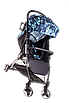 Дитяча прогулянкова коляска Ninos Mini Blue Bird 5.8 кг, фото 8