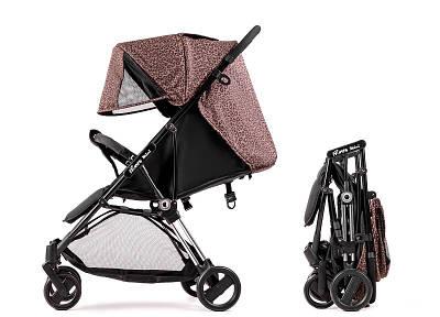 Дитяча прогулянкова коляска Ninos Mini 2 Safari