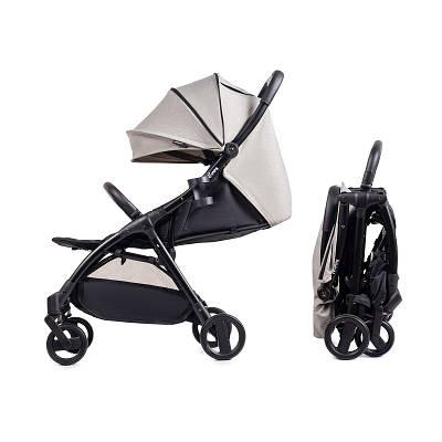Дитяча компактна коляска Ninos Air New Light Grey