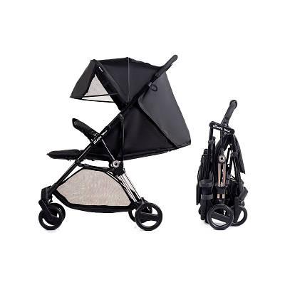 Дитяча прогулянкова коляска Ninos Mini 2 Black