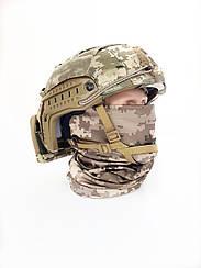 """Кавер на каску """"Fast Helmt w pocket"""" Multicam"""