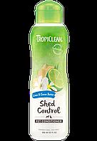 Tropiclean Lime & Cocoa Conditioner зволожуючий кондиціонер для собак і котів 355 мл (202535)