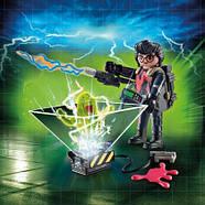 Охотники за привидениями Playmobil Игон Спенглер, фото 2