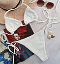 Купальник женский бикини на завязках Bali, фото 3