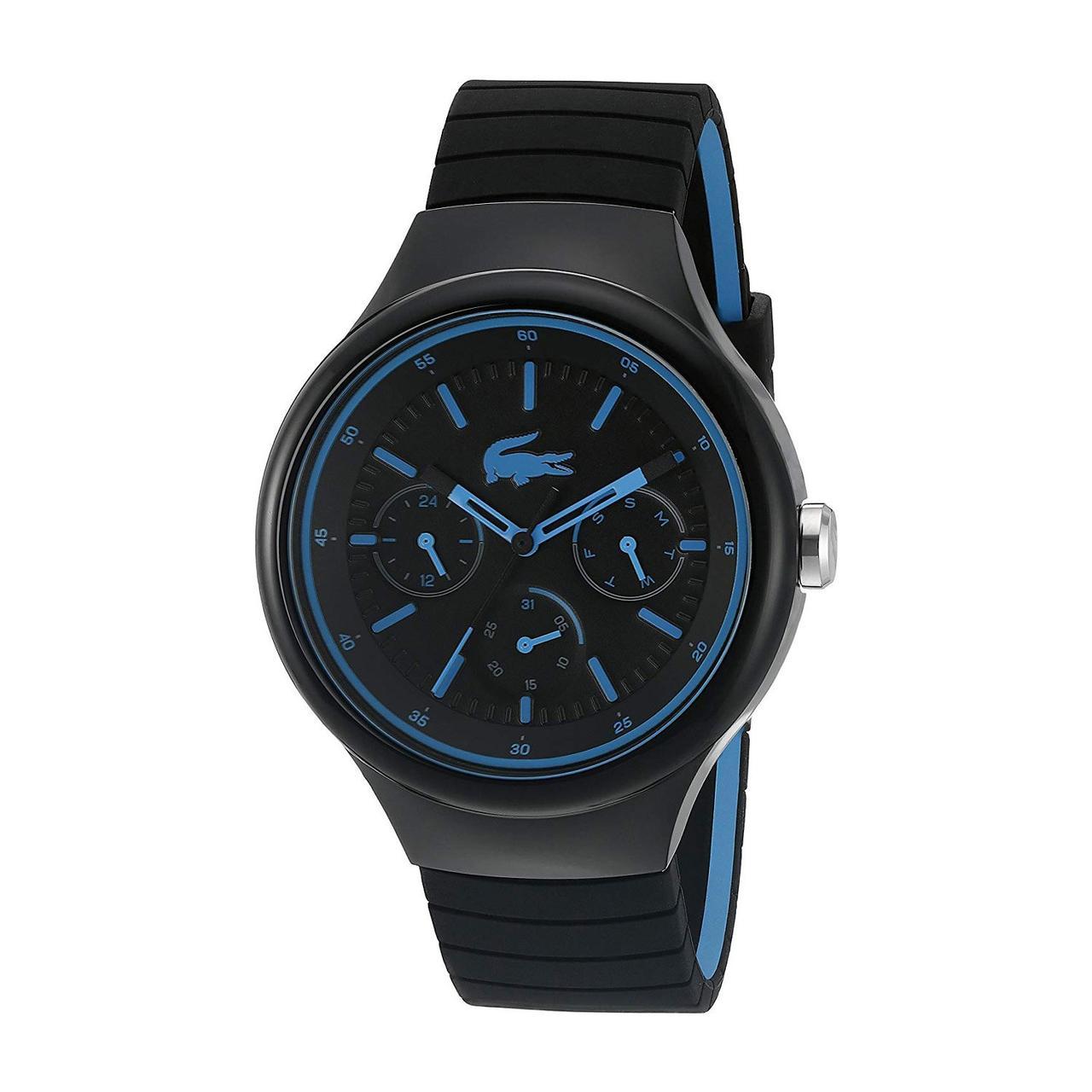 Чоловічий годинник Lacoste Borneo Синій