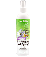 Tropiclean спрей -дезодорант Kiwi Blossom для собак 236мл