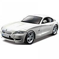 Автомодель (1:32) BburagoStreetFire BMW Z4 M COUPE (ассорти белый,синий металлик, 1:32)