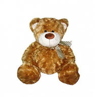 Мягкая игрушка СОБАКА Grand 3203GCC (коричневое ухо, 32 см)