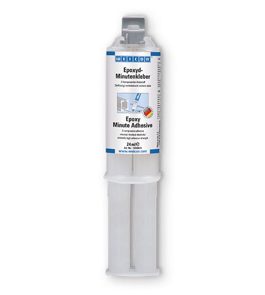 Эпоксидный минутный клей WEICON Epoxyd-Minute-Adhesive( клей для стекла,металла,керамики,пластика)