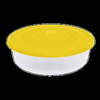 Контейнер для пищевых продуктов, круглый