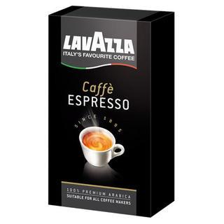 Кофе молотый арабика Lavazza Espresso, 250 грамм Италия в вакуумной упаковке