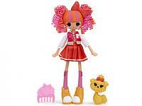 Кукла LALALOOPSY 534891 GIRLS - ПЭППИ ПОМПОН (с аксессуарами)