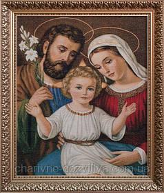 """Набор алмазной вышивки (мозаики) икона """"Святое семейство"""""""