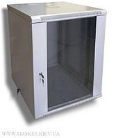 Шкаф Настенный 15U (600x500)