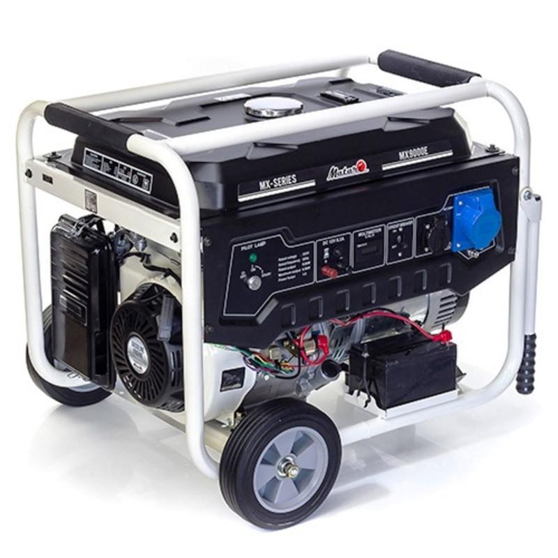 Генератор Бензиновый 3 кВт Matari MX4000E (прокат, аренда)