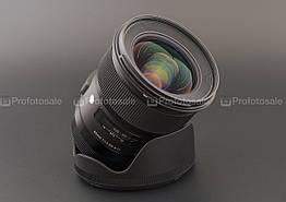 Объектив Sigma 24mm f/1.4 ART Canon