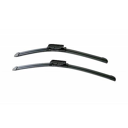 Комплект щеток стеклоочистителя бескаркасных Bosch AeroTwin A 248 S L=600/450 RENAULT Talisman (3 397 014 248), фото 2