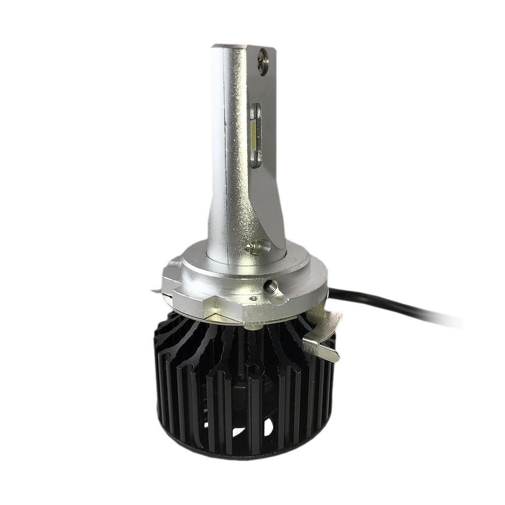 Комплект LED ламп ALed R H7 C07I для автомобилей FORD Kuga 24W 6000K 4000lm