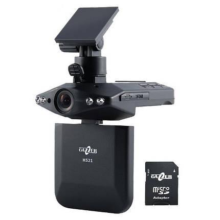 Видеорегистратор Gazer H521, фото 2