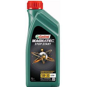 Олива моторна Castrol Magnatec Stop-Start 5W-30 A3/В4 Benzin, Dizel 1 л