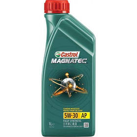 Олива моторна Castrol Magnatec Stop-Start 5W-30 A5 Benzin, Dizel 1 л