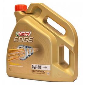 Олива моторна Castrol Edge Titanium FST 0W-40 А3/В4 Benzin 4 л