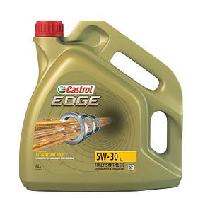 Олива моторна Castrol Edge 5W-30 LL Benzin 4 л